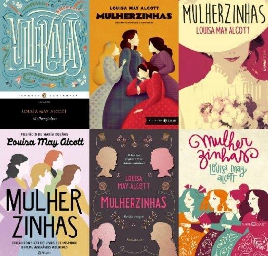 Novas edições de 'Mulherzinhas' chegam às livrarias
